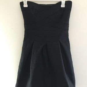 Bandage Wrap Cocktail Dress